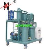 Zn-hohes Vakuumschmieröl-Reinigungsapparat-Maschine für verwendetes Hydrauliköl