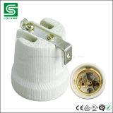 Porcellana E27 519/zoccolo di lampada di ceramica del partalampada