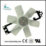 5V 110mm sin escobillas de -24V soporte pequeño ventilador de refrigeración Ventilador Axial Ventilador d.c.