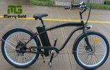 250W bici eléctrica del En 15194 de la velocidad del motor 25km/H