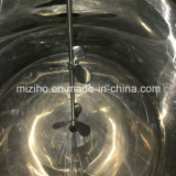 Embarcação inoxidável de mistura nova do tanque de aço do tanque do detergente líquido do projeto de Mzh-M