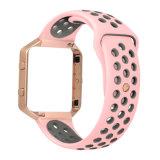 Cinghia del silicone per il cinturino astuto di forma fisica della fiammata di Fitbit, per l'elastico della fiammata di Fitbit