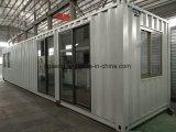 ISO 세륨을%s 가진 야영지를 위한 40hq에 의하여 변경되는 선적 컨테이너 집