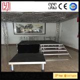 Estágio móvel da instalação fácil de alumínio do estágio para o evento