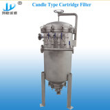 Aço inoxidável Selfcleaning Automático Filtro de vela