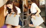 Vente en gros d'importation de sac à main, sac à main coréen de mode de toile, organisateur de sac à main