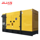 Мощность электрического Silent Soudproof дизельного генератора мощностью 100 КВА Гуанчжоу