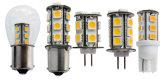 Cc12V T10 con base en cuña coche LED indicador de luz LED