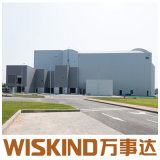 Blocco per grafici della struttura d'acciaio/costruzione gruppo di lavoro del magazzino/struttura d'acciaio personalizzati