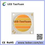 Température de couleur double 28*28/F23,5 Ra90 50W Downlight COB Puce LED
