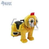 Les jouets en peluche animal marche Ride