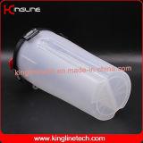 700ml agitador separados duplo de plástico BPA-Free (KL-7015)