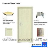 La transferencia de calor de la puerta de acero Fire-Rated certificada BS