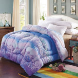 Comforter stampato poliestere Qulilt dalla Cina