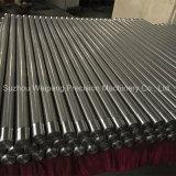 E duro di induzione della barra d'acciaio diametro placcato bicromato di potassio indurito 50 F7 della barra d'acciaio Ck45