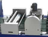 Machine à base d'eau automatique de revêtement de film adhésif avec le coupeur de couteau de vol (XJFMK-1300)