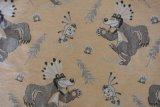 Tessuto di Chenille del fumetto per i capretti (fth31854)