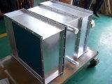 Hydrophlic Flosse-kupfernes Gefäß-Kühlgerät-Wärmetauscher