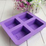 Échantillon de moule en silicone gratuite pour le savon, du savon à base de silicone, commerce de gros de moule silicone moules Soap personnalisée