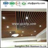 Элегантный внешний вид строительных материалов алюминий подвесного потолка