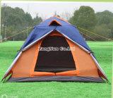 屋外のキャンプの3季節のテント、ポーランド人の防水アルミニウムテント