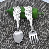 Горячий комплект Flatware Cutlery нержавеющей стали сбывания с заполированностью зеркала