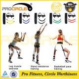 Botín Procircle salto vertical de la correa de Fitness Trainer Glute banda para la resistencia y fuerza de la pierna