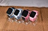 Reloj elegante de los niños del perseguidor del GPS de la manera de Customed