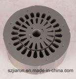 Matériau de feuille de silicium estampant le faisceau de stator, faisceau de rotor, laminage de moteur