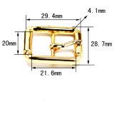 L'inarcamento di cinghia concentrare in lega di zinco di Pin dell'inarcamento della barra del metallo caldo di vendita per l'indumento calza le borse (YK915)