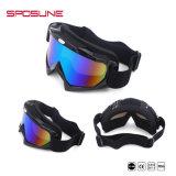 Widergespiegelte Schmutz-Fahrrad-Motorrad-Sturzhelm-Sicherheits-Sonnenbrille-Schaumgummi geauffüllte UVsicherheits-Schutzbrillen