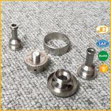 Cnc-zerteilt Präzision maschinell bearbeitete maschinell bearbeitendrehenmetalrostfreie Aluminiumteile E-Cigarett Metallmaschinell bearbeitenteile