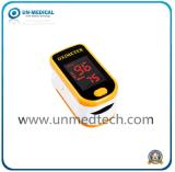 ポータブルの便利な医学のLED表示指先指のパルスの酸化濃度計SpO2