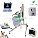 Ultrason vétérinaire portatif de vache à scanner d'Utrasound de vente chaude du vétérinaire Ysvet0206