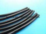 Tuyauterie de PVC flexible en matériaux d'isolation