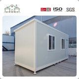 Comercio al por mayor de acero blanco Fram Sándwich de la construcción de Casa Contenedor móvil prefabricados