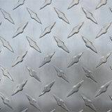 Het Aluminium van vijf Staven betreedt Plaat voor de Bouw