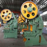Acero inoxidable Pulse J23 Prensa de manivela de Mecánica de la serie 63 toneladas de la máquina perforadora