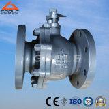 Válvula de bola flotante de fundición China Fabricante (GAQ41F)