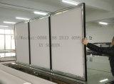 2.35: 1, 130 polegadas Tecido branco de alta definição da estrutura fixa a tela do projetor