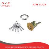 Cerradura de puerta de seguridad y el cilindro con fuera de las teclas normales para la puerta Puerta