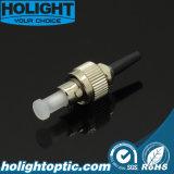 Connecteur à fibre optique FC mm pour le câble