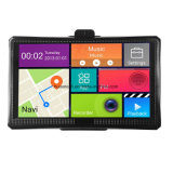 """Popular 5.0"""" Alquiler de carretilla de navegación GPS marino con WiFi Android de Google Map, transmisor de FM, AV de la Cámara de aparcamiento Sistema Navegador GPS Dispositivo de seguimiento, el Tmc"""