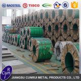 Los grandes molinos de Superior Precio al por mayor 2b/Ba termina de bobinas de acero inoxidable SS304