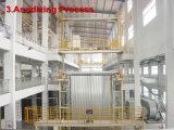 Profil d'or d'aluminium de la Chine/en aluminium de couleur pour la construction