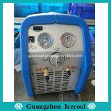 Rr500 1HP 하나 중요한 운영은 기능 A/C 차 시스템을%s 휴대용 자동 냉각하는 복구 기계를 각자 깨끗이 한다