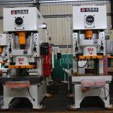 Auto Parts JH21 marco de la serie C de la máquina de estampación Manivela de perforación mecánica de la máquina de prensa con la potencia de 60 Ton.