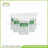 Fasciatura triangolare Emergency del cotone non tessuto del campione libero