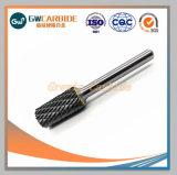 Rebabas rotativa de carburo para corte de los fabricantes de herramientas