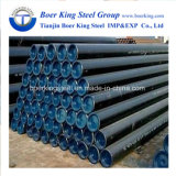 API 5L A106/A53 gr. B A179/A192 X42 X52 St37 S52 tubo de gasodutos do Tubo de Aço Sem Costura